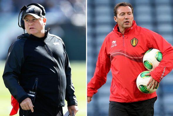 Bélgica-Philadelphia Eagles Jóvenes, apasionados y rápidos: estas tres p...