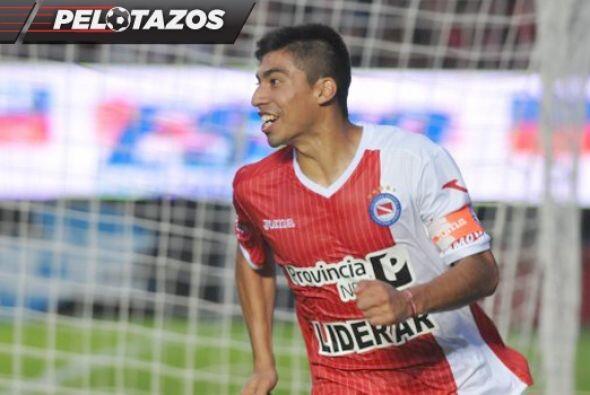 El habilidoso volante Juan Edgardo Ramírez fichó por Colorado Rapids en...