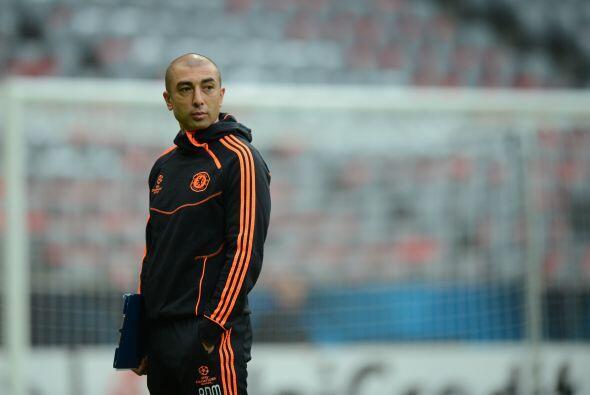 El futuro del entrenador italiano Roberto Di Matteo en el Chelsea podría...