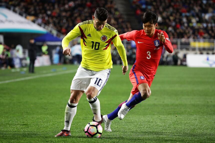 Tras la derrota, Colombia jugará ante China en los próximos días mientra...