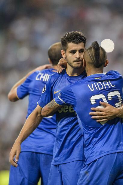 Morata tuvo en semifinales su revancha personal con el Madrid echándolo...