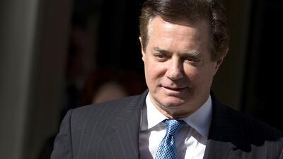 Juez ordena la detención de Paul Manafort, ex jefe de campaña de Donald Trump