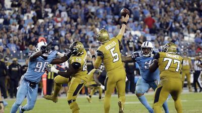 La Buena y la Mala en la Semana 8 NFL