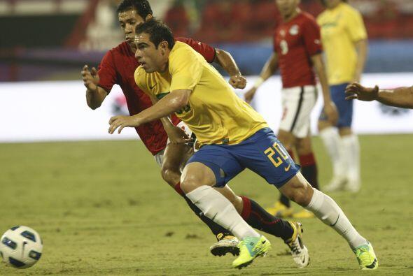 Sin demostrar todo su potencial, Brasil realizó las mejores jugadas y ll...