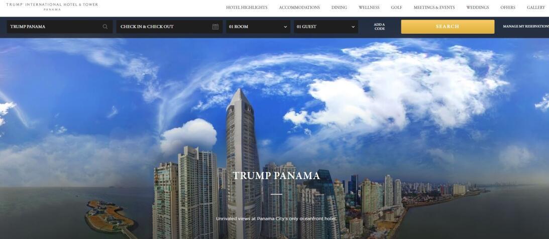 In photos: A glimpse inside Trump's Panama hotel trump-panama-hotelcaptu...