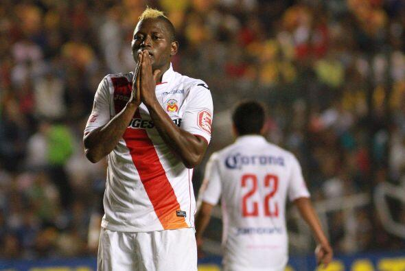 Duvier Riascos: El colombiano ha ido bajando su nivel en el fútbo...