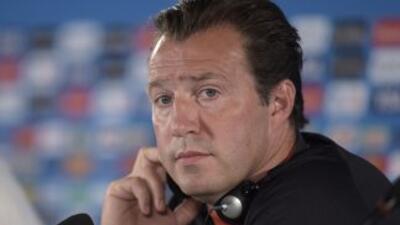 Wilmots señaló que Bélgica hará historia si vence a Argentina.
