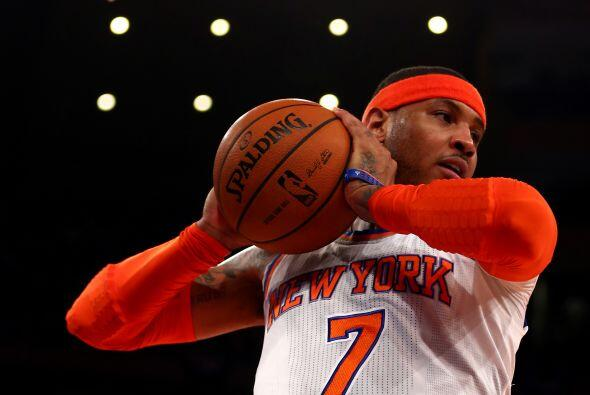 23. New York Knicks  Valor: $1.1 mil millones.  Dueño: Madison Square Ga...