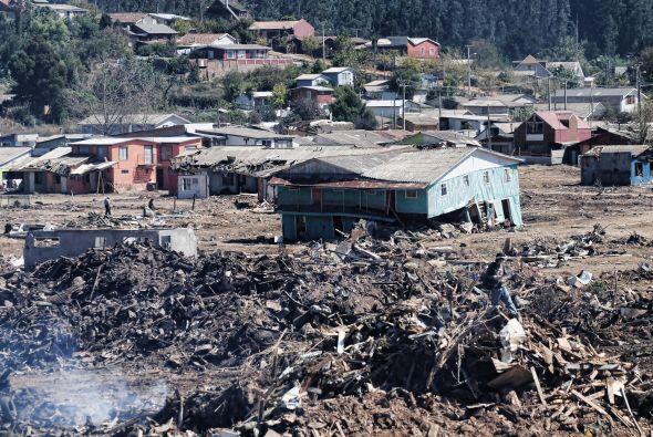 Los chilenos tuvieron daños cotizados en $30,000 millones.
