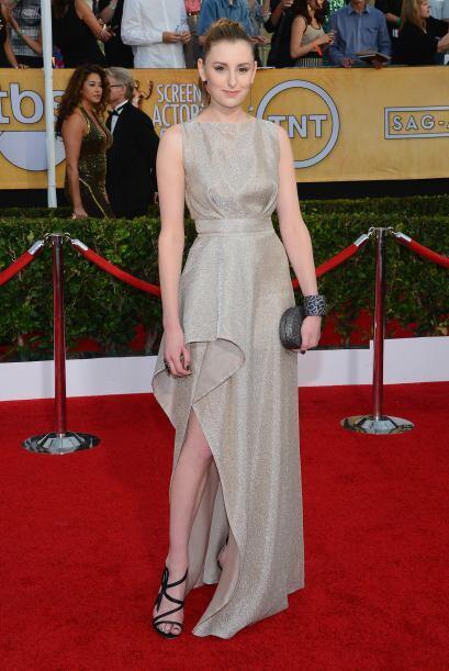 Si les gustó el vestido de Laura Carmichael, sepan que es nada menos que...