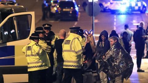 Las autoridades están calificando el incidente como un ataque terrorista.