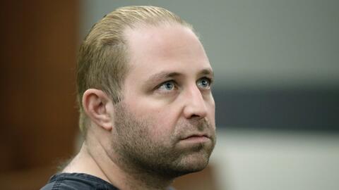Aramazd Andressian Sr. se presentó este martes 27 de junio en corte en L...