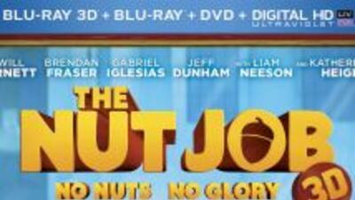 "El Blu-ray"" combo pack incluye Blu-ray, DVD y Copia Digital HD conN Ulra..."