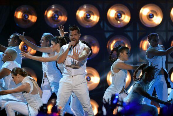 Y la presentación de 'Come with me' en Premios Juventud quedará en nuest...