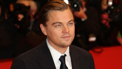Leonardo DiCaprio habla de sus padres