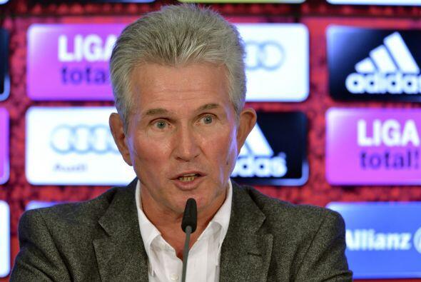 DT, Jupp Heynckes: El entrenador del Bayen Munich es el técnico de nuest...