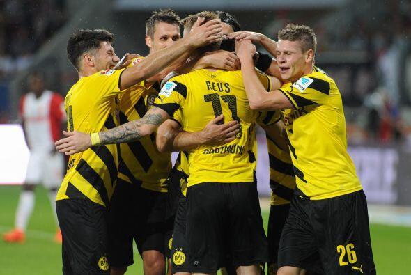 Mejor reforzado parece el Borussia Dormund, principal rival del Bayern....