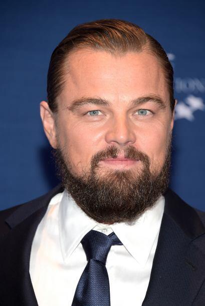 Nada más y nada menos que Leonardo DiCaprio... Nos quedamos con la figur...