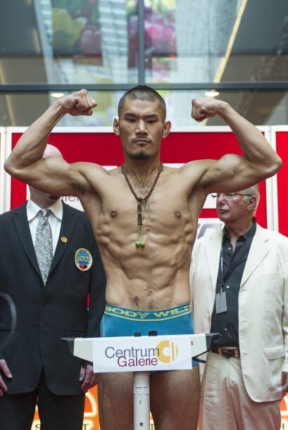 Kiyota, campeón del Pacífico, intentará dar la sorpresa.