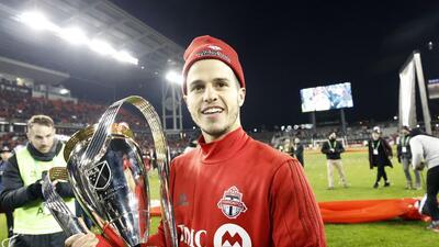 Con todas sus figuras, Toronto FC se preparará para la Liga de Ca...