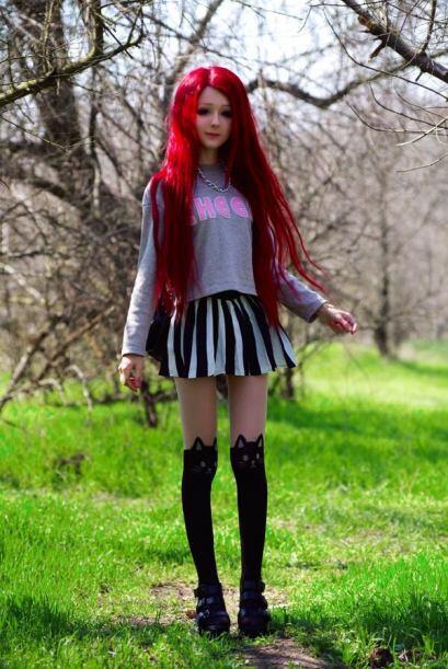 ¿Qué les parece esta chica?, ¿si creen que parezca una Barbie Humana?