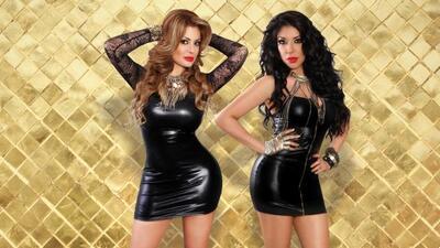 Las hermanas Vicky y Marisol Terrazas celebran el cumpleaños de una de e...