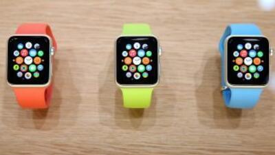 Del pedido inicial, la mitad corresponde a Apple Watch Sport.