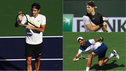Al tenista serbio' le pesó su mes y medio de inactividad.