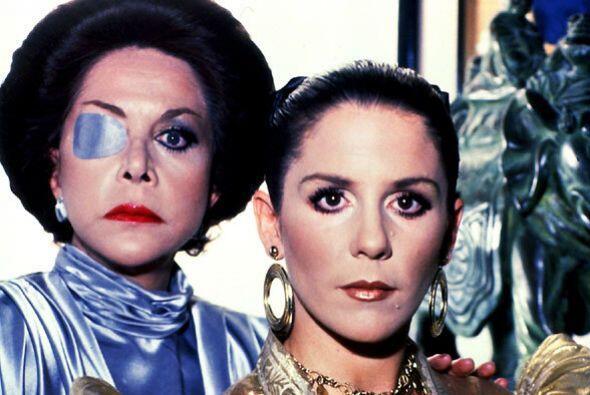 """""""Cuna de Lobos"""" es, sin duda, una de las telenovelas que han marcado una..."""