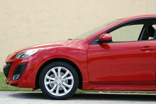 Como siempre este modelo cuenta con tracción delantera y suspensión inde...