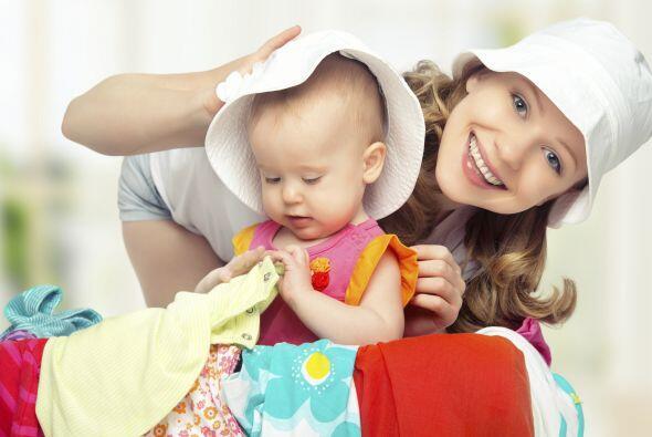 Mantén la calma. Tu bebé es súper sensible a tus estados de ánimo.
