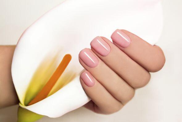 Las uñas quebradizas pueden ser un indicio de falta de nutrientes...