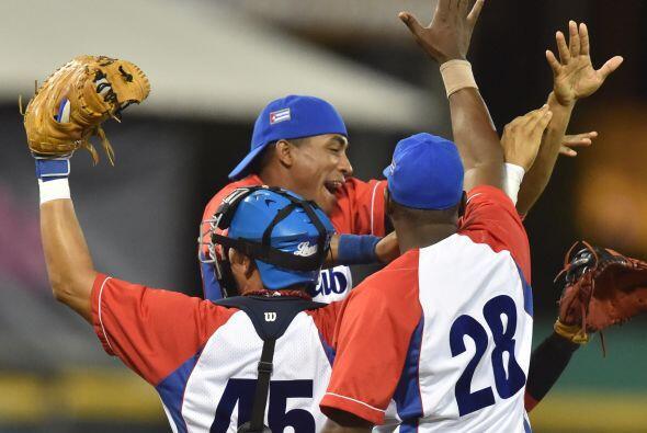 Cuba, que llegó a este torneo con 16 refuerzos, aún tenía bastantes inte...