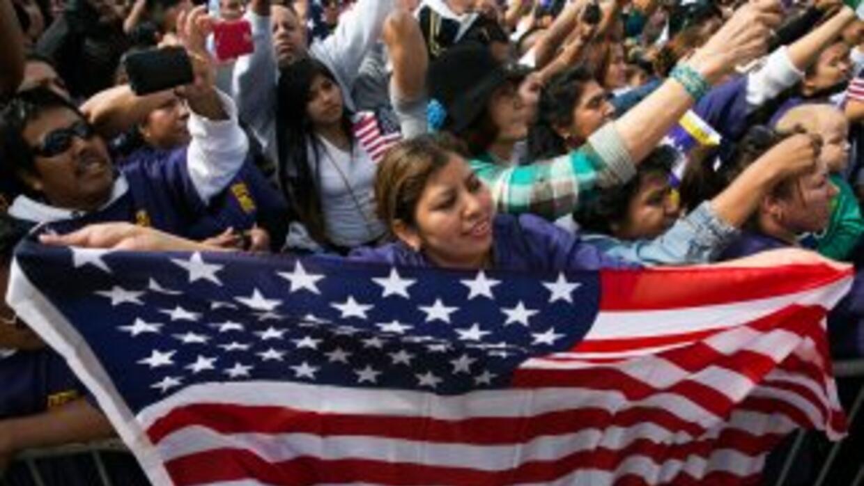 Desde 1990 el gobierno estadounidense ha detenido y deportado a más de c...