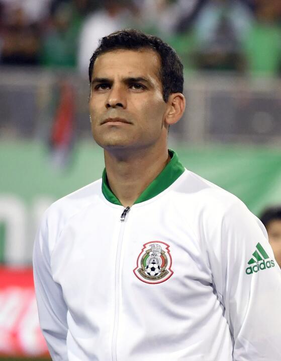 Rafa Márquez (Atlas) - 31 partidos jugados (10 con México)...