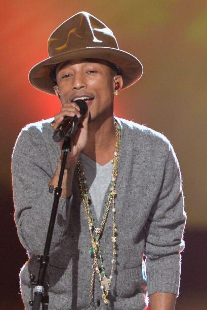 2014 has started as the most successful start for Pharrell yet.  He took...