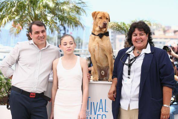 Teresa Ann Miller la entrenadora de los perros dijo a la agencia de noti...