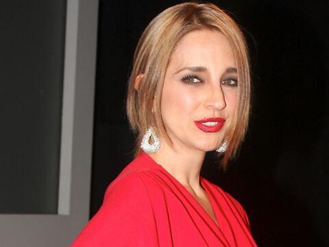 """Claudia Ramírez en """"El Color de la Pasión"""" vaya..."""
