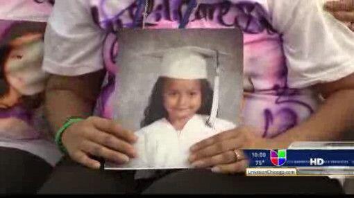 Una niña hispana de La Villita es la más reciente victima de la violenci...