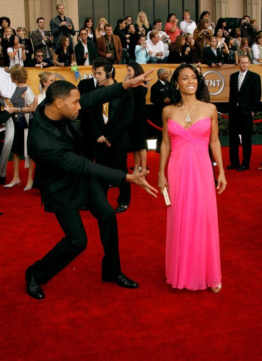 Will Smith y Jada Pinkett Smith