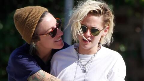Kristen Stewart habla sobre su vida amorosa