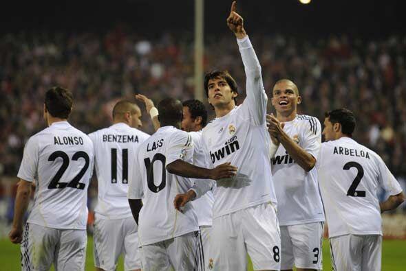 El Real Madrid equilibró las cosas previo al duelo frente al Barcelona a...