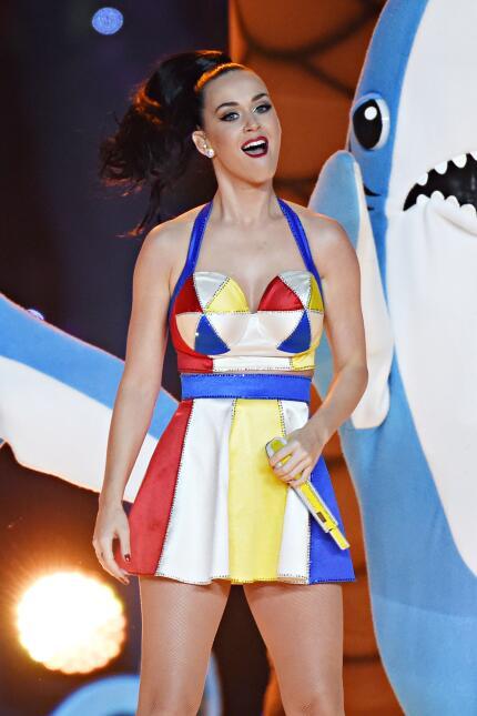 Katy Perry de la mano de Moschino