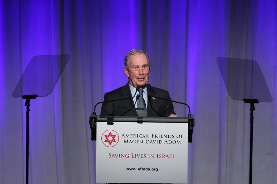 #8: Michael Bloomberg, dueño de Bloomberg LP. Fortuna estimada: U...