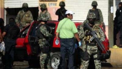 Catorce muertes relacionadas con el narcotráfico se han registrado en la...