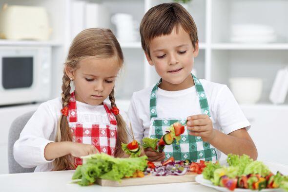 Cuando los niños se sienten parte del proceso, se interesan más por la c...