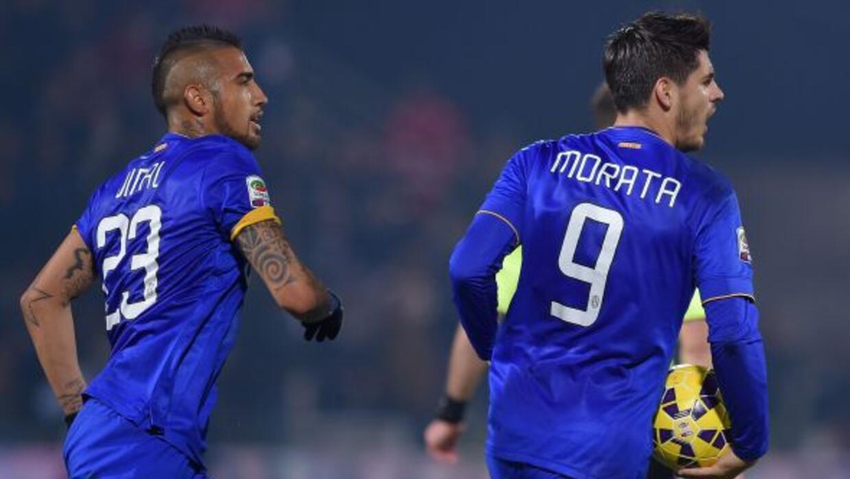 Las dos caras de la moneda: Morata lució como héroe al marcar el primer...