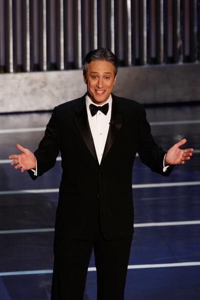 Jon Stewart fue el elegido para animar a las celebridades y al público d...