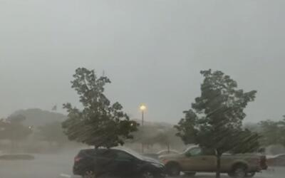 Fuerte tormenta generó dos tornados en el condado de Burlington, en Nuev...
