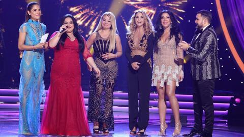 Las emotivas palabras de Sandra tras convertirse en La Reina de la Canción